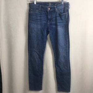 7 For All Mankind Gwenevere Skinny 28